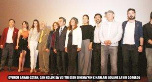 Altın Çınar Film Festivali Kayseri'de start aldı