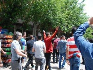 """Sur halkından HDP'ye: """"Hangi yüzle geldiniz"""""""