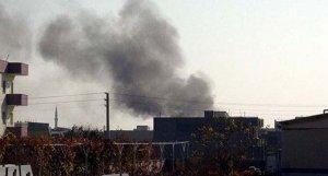Nusaybin'de patlama! Yüzbaşı ve 1 asker yaralandı