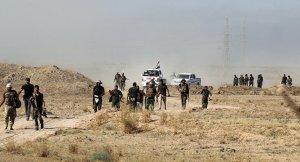 Irak ordusunun Felluce operasyonu devam ediyor