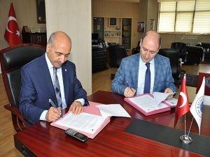 BTÜ ile İl Milli Eğitim Müdürlüğü arasında 'Eğitim Protokolü'
