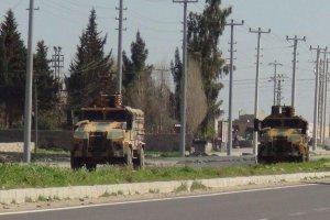 Mardin'in Ömerli ilçesinde çatışma
