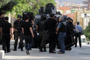 Gaziantep'te 1 kişi IŞİD'li olduğu gerekçeseyle gözaltına alındı