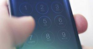 Telefonda şifre işlemine son!