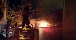 PKK okulu ateşe verdi