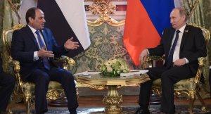 Mısır ve Rusya'dan 'Süveyş Kanalı' hamlesi