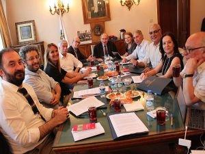 TGC'nin Meslek İlkelerini İzleme Komisyonu Başkanı Altan Öymen