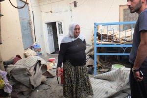 Mardin'de patlama:1 yaralı