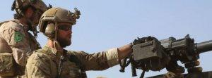 ABD YPG simgesi taşıyan üniforma hakkında açıklama yaptı