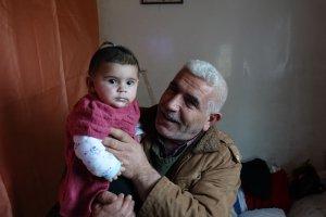 Suriyeli ailenin ülkesine olan özlemi