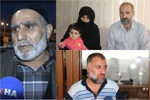 Erdoğan '6-7 Ekim' şehitlerinin aileleriyle görüştü