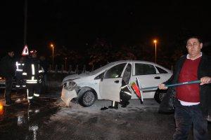 Kocaeli'de zincirleme kaza 5 yaralı