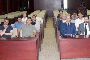 Radyo temsilcileri sektör sorunlarını Gaziantep'te masaya yatırıldı