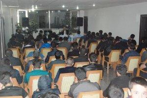 Mustazaflar Cemiyeti'nden 'mezuniyet' programı