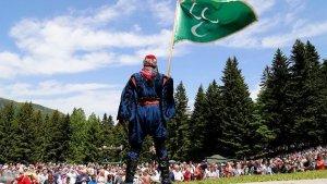 506 yıldır düzenlenen Ayvaz Dede Şenlikleri sona erdi
