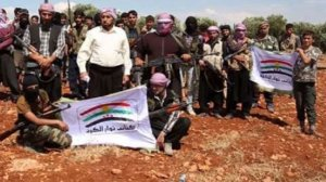 PYD ile savaşacak yeni bir Kürt tugayı kuruldu