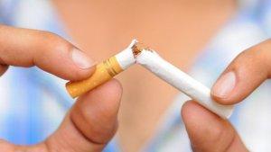 Sigarayı bırakmanın yöntemi yardımcı besinler