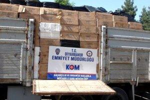 2 milyon TL değerinde kaçak sigara ve içki ele geçirildi