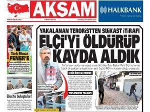 ELÇİ'Yİ ÖLDÜRÜP KAYDA ALDIK!