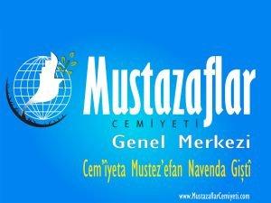 Mustazaflar Cemiyeti'nden Mavi Marmara açıklaması