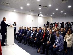 Cumhurbaşkanı Erdoğan Uganda'ya gitti