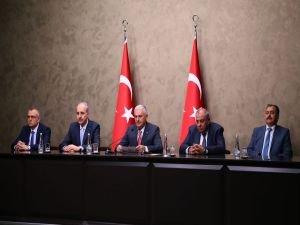 Başbakan Yıldırım, KKTC ziyareti öncesi açıklamalarda bulundu
