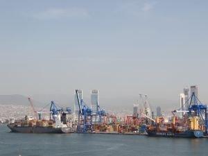 EİB'nin ihracatı yüzde 8 arttı