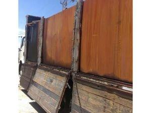 10 ton kaçak akaryakıt ele geçirildi
