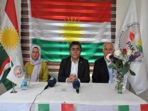 PKK'nın savaş siyasetine doğrudan destek verdiler