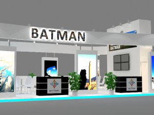 Batman, EMITT Fuarına Hazır