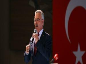 Ataş, Konya İl Danışma Meclisi toplantısına katıldı