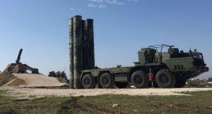 İsrail: Suriye'deki S-400'ler bizim için tehdit oluşturmuyor