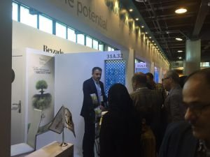 ZZTK'dan İran'a zeytin ve zeytinyağı tanıtım atağı