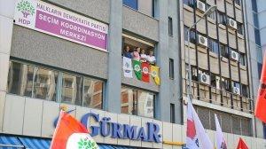 HDP'ye izmir'de şok!