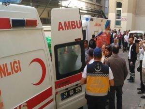 Diyarbakır'da korkunç kaza