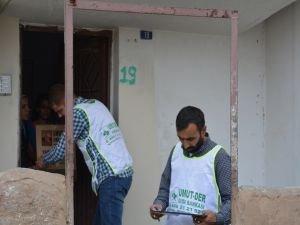 Ramazan arifesinde Umut Der yardımlarına başladı