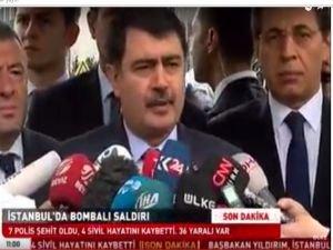 İstanbul saldırısında 11 kişi hayatını kaybetti