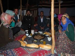 Yaylada ilk iftar