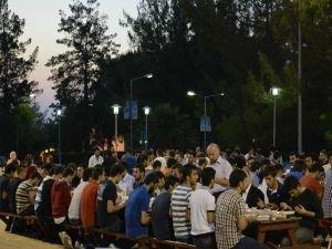 Kıbrıs'ta 30 köyde iftar programı