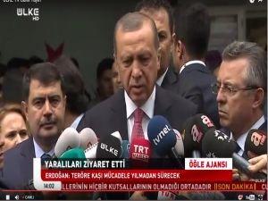 """""""Terörle mücadele kıyamete kadar sürecek"""""""