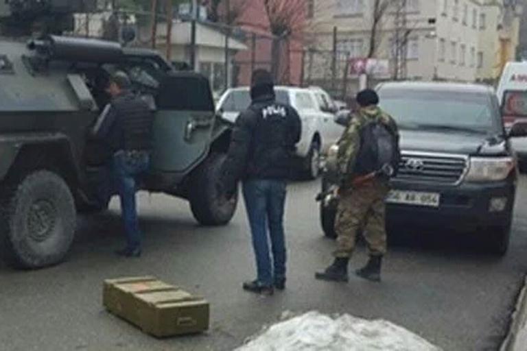 Siirt'te çatışma: ölü ve yaralılar var