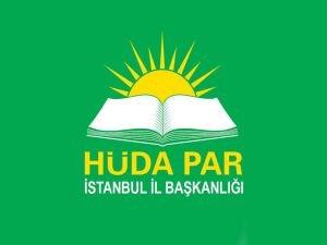 HÜDA PAR İstanbul İl Başkanlığı'ndan bombalı saldırıya tepki