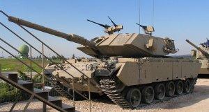Rusya ve İsrail'den 'Magach' tank takası