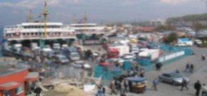 Sirkeci'de vapur kazası!