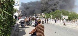 Kutsal Kerbela kentinde bomba yüklü araçla saldırı: 6 Ölü
