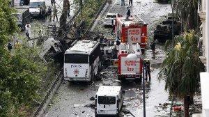 Vezneciler'de yapılan bombalı saldırı sonrası 4 gözaltı