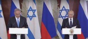 Putin'den İsrail ile Türkiye arasındaki ilişkilerine destek