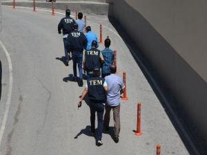 Siirt'teki lojman saldırısına 9 tutuklama