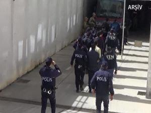 6 yabancı uyruklu şahıs tutuklandı