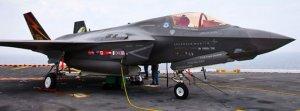 F-35'ler test uçuşu yaptı!